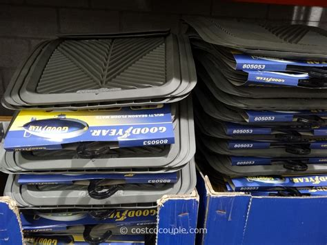 goodyear heavy duty floor mats