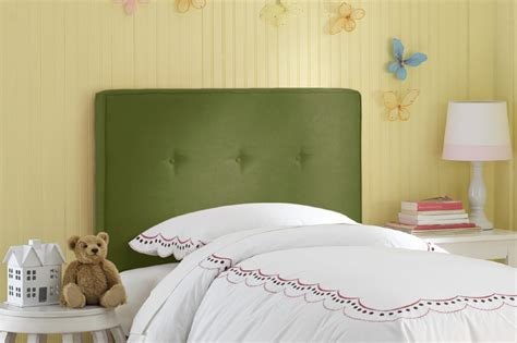 How To Make An Upholstered Headboard With Buttons by Button Upholstered Headboard Rosenberryrooms