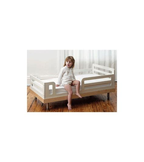 oeuf toddler bed oeuf classic collection toddler bed in walnut