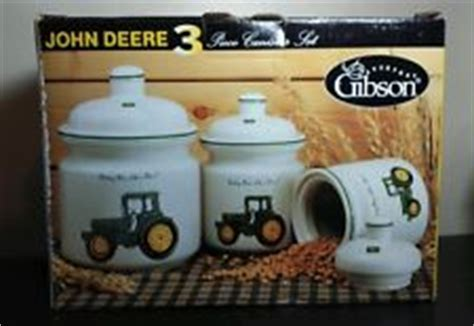 John Deere Kitchen Canisters by John Deere Canisters Ebay