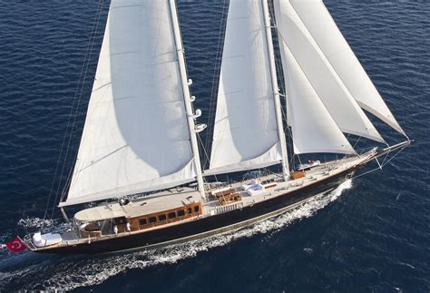 sailing boat movie james bond s skyfall 183 foot sailing superyacht for