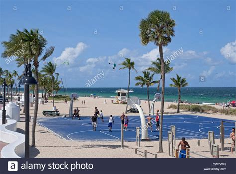 Fort Lauderdale Court Search Ft Lauderdale Florida And It S Popular South Park Stock Photo Royalty