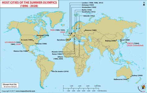 world map olympic host cities olympic host cities map host cities of summer olympics