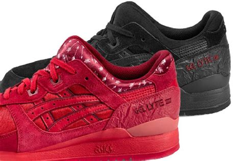 asics gel lyte iii valentines pack fall in with the asics gel lyte iii quot s day