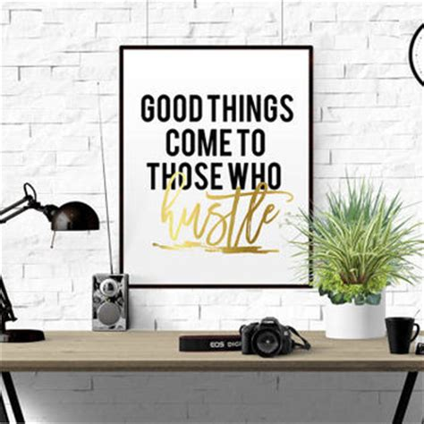 march inspiration good things to come free printable shop motivational wall art for office on wanelo