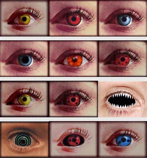 Imagenes Ojos De Colores | quieres tener los ojos de otro color pues ya puedes