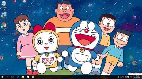 themes doraemon free doraemon theme for windows 7 8 8 1 and 10 save themes
