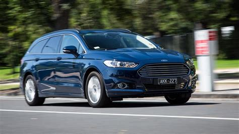 New Ford Mondeo 2018 by 2018 Ford Mondeo Trend Wagon New Car
