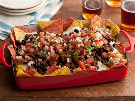 super nachos recipe rachael ray food network