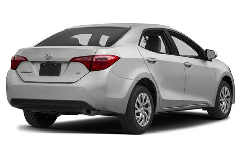 2017 Toyota Corolla Price Photos Reviews Features