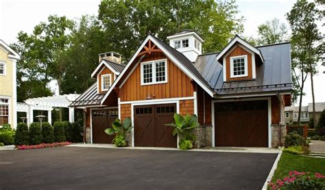 Traditional Garage Designs by Garage Exterior Designs To Inspire You Plushemisphere