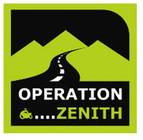 Operation Zenith road safety caign operation zenith