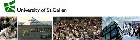 Of St Mba Admissions by The Meeco Groups Supports St Gallen Mba