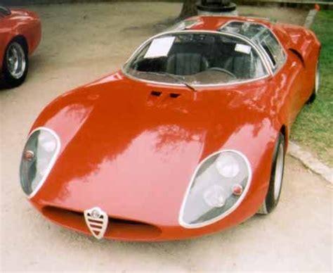 1969 alfa romeo tipo 33 2 stradale replica platinum