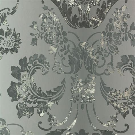wallpaper design guild kashgar wallpaper graphite p619 06 designers guild