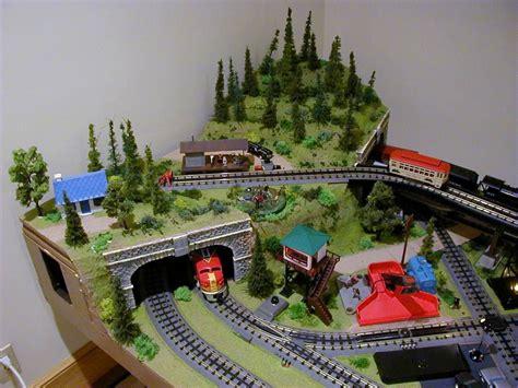pinterest train layout ho guage layout table top layouts pinterest model train