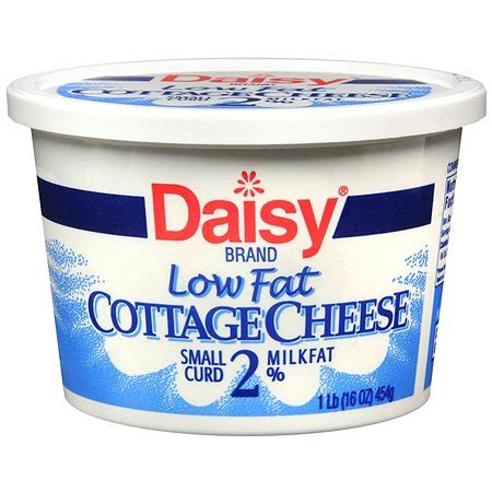 daisy low fat cottage cheese small curd | walgreens