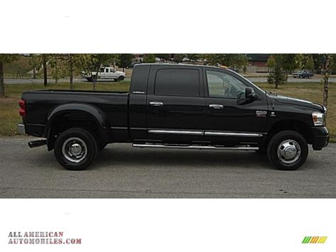 2007 dodge 3500 mega cab for sale 2007 dodge ram 3500 laramie mega cab 4x4 dually in