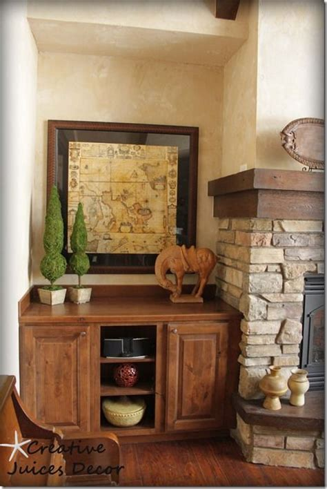 rustic tuscan fireplace side rustic fireplace