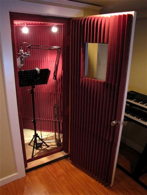 design vocal booth what equipment needed in setting up your own home studio