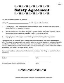 Contract For Safety Template by Template For Faith Contract Free Software And