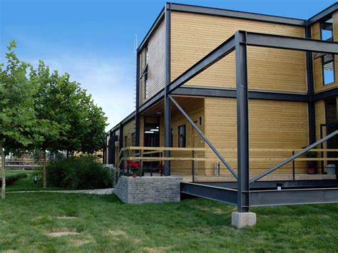 structural steel frame modern methods of construction