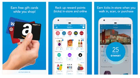 Shopkick Gift Cards Expire - 8 must have apps to save money and plan this holiday season