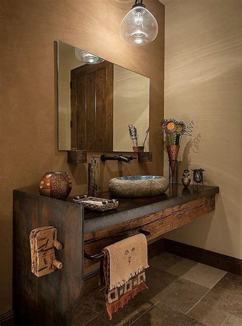 arredo bagno in legno arredo bagno in legno massello stile rustico marilyn