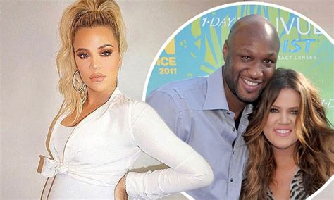 Exes Expecting by Lamar Odom Is Happy For Ex Khloe