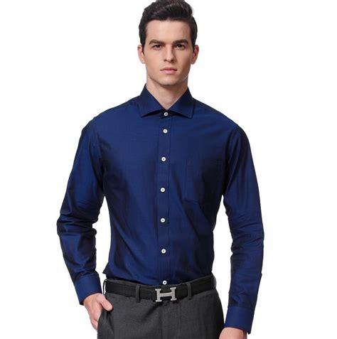 Dress Meiwa blue mens sleeve shirt charming fashion mens