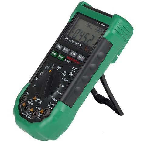 Multimeter Digital Mastech 5in1 mastech ms8229 digital multimeter auto range multi