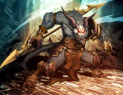 rat volume 4 high fantasies warhammer horned rat by genzoman on deviantart