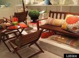 loblaw home decor the accessories for your patio