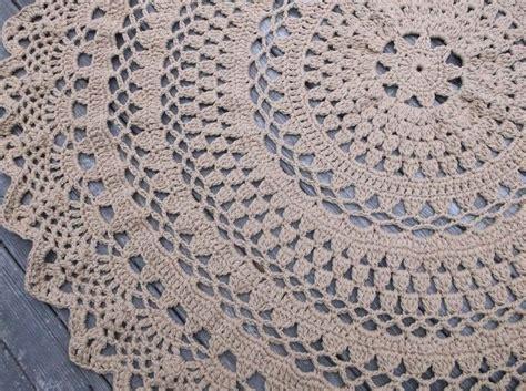 mega doily rug pattern best 25 doily rug ideas on