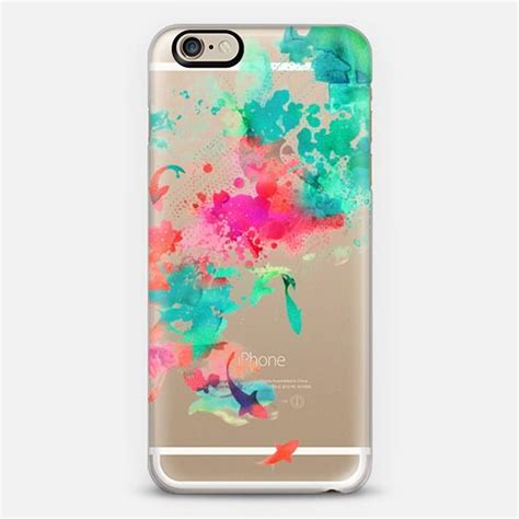 artfully transparent phone cases casetify