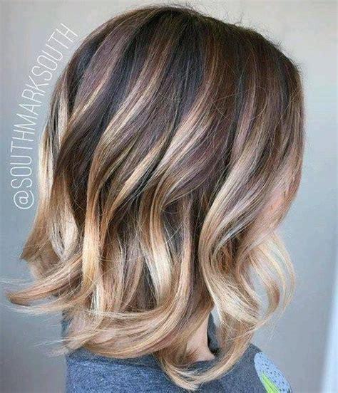 cabello corto con mechas mechas californianas en cabello corto cortes pinterest
