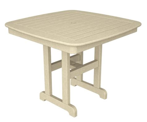 Vinyl By Design Polywood Furniture Vinyl By Design Marine Dining Table