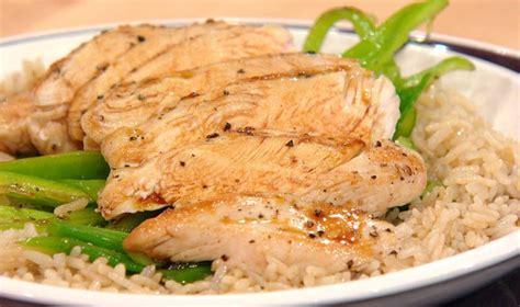 whole grain rice recipe teriyaki chicken with brown whole grain rice recipe