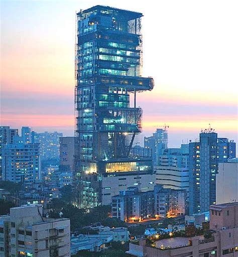 7 things about mukesh ambani s house you probably don t