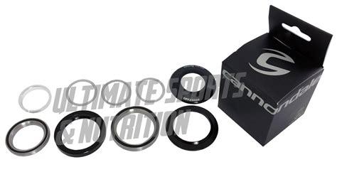 Jual Adaptor Fork Tapered cannondale headshok frame to taper steerer suspension fork adapter kp205 ebay