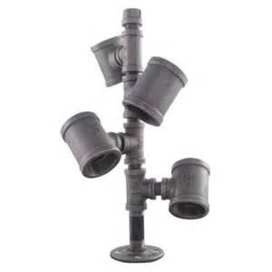 home depot black iron pipe ldr industries pipe decor wine rack kit black iron pipe
