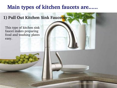 style kitchen faucets the best kitchen sink faucet styles for your home