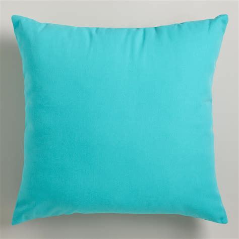 turquoise couch pillows turquoise decorative pillows