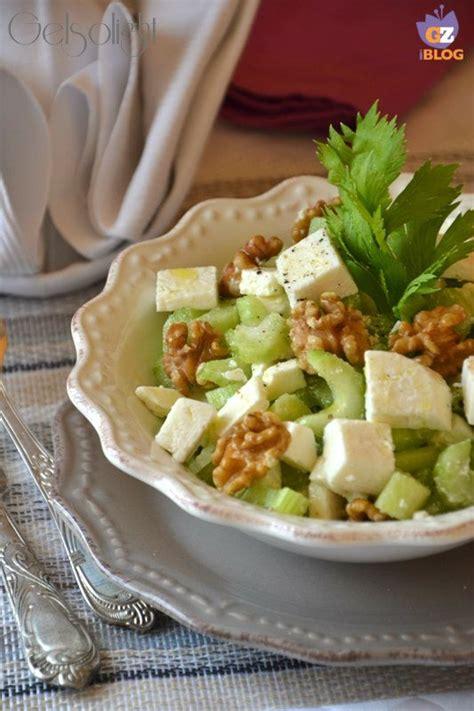 antipasti con sedano insalata sedano toma e noci una fresca idea per