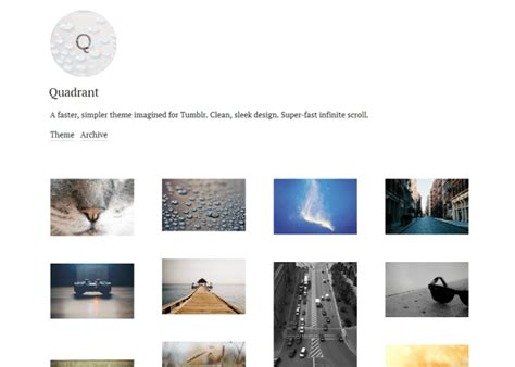 themes tumblr free infinite scroll olle ota themes free tumblr themes