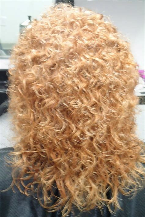 perms for white hair curly perm with white and purple rods process time 15