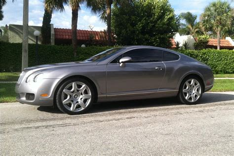 bentley 2 door 2005 bentley continental gt 2 door coupe 170277