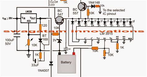 6v battery charger circuit diagram 6v battery charger circuit with indicator circuit