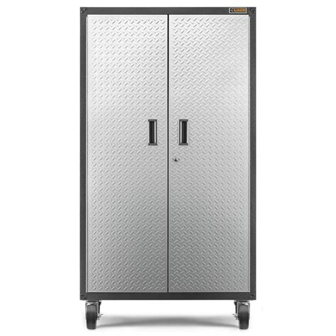 mounting gladiator cabinet to wall shop gladiator ready to assemble mobile storage cabinet 36