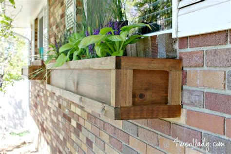 Window Box Planters Diy by Diy Window Boxes And A 100 Ace Giftcard Giveway